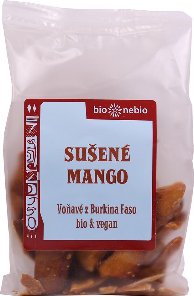 Sušené mango 80g BIO