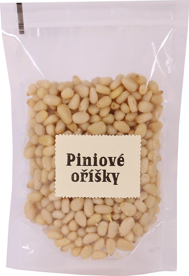 Bio piniové oříšky bio*nebio 50 g