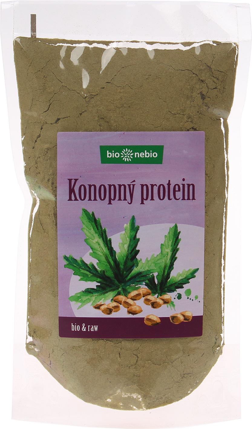 Bio konopný protein bio*nebio 150 g