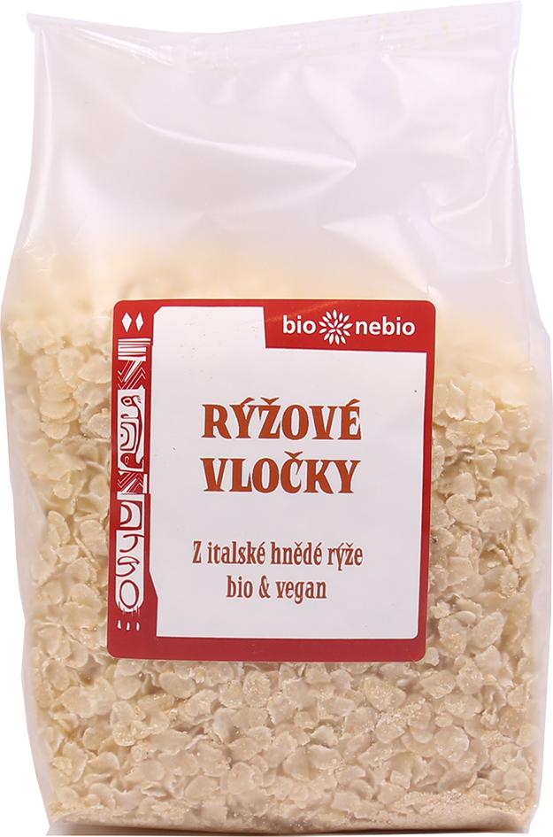 Vločky rýžové 250g