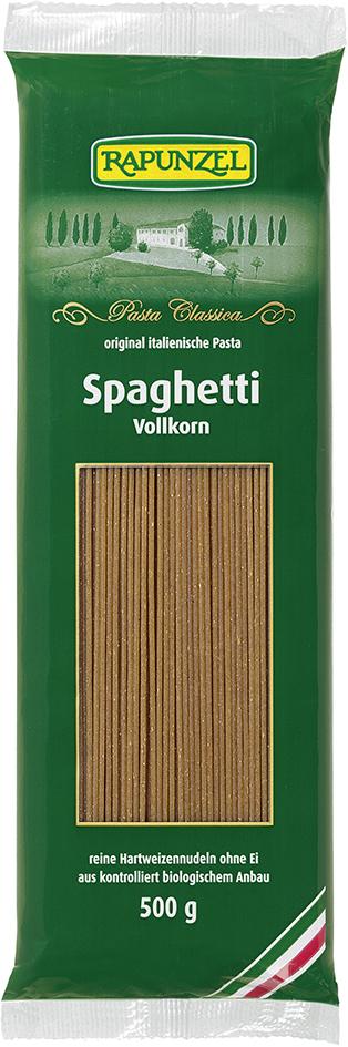 Bio špagety celozrnné RAPUNZEL 500 g