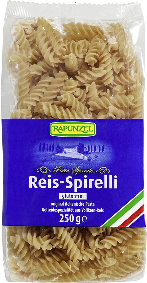 Bio rýžové spirálky RAPUNZEL 250 g