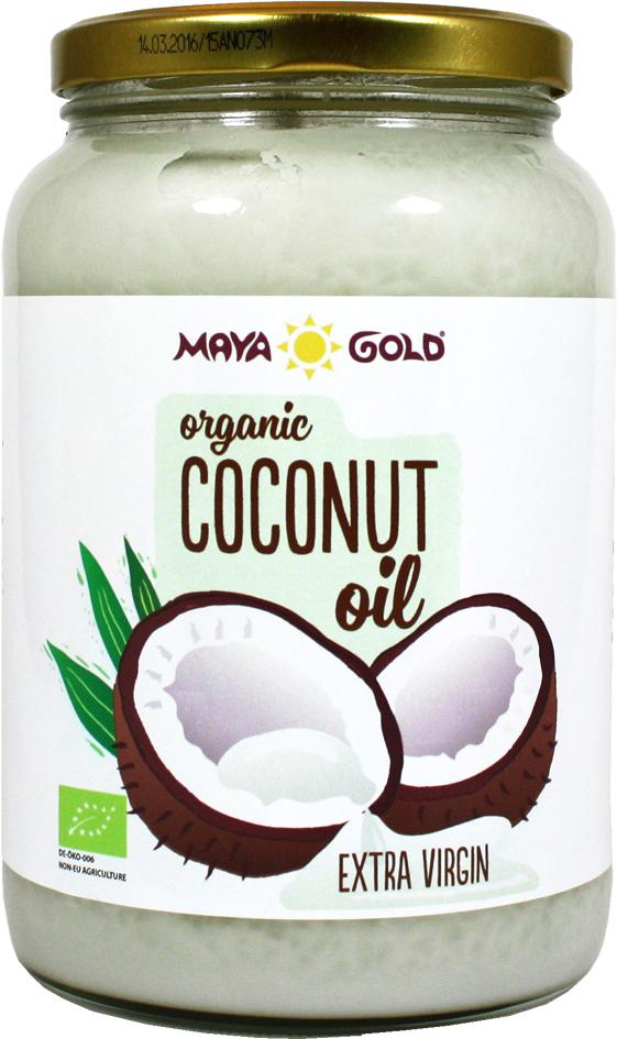 Bio kokosový olej lisovaný za studena Maya Gold 1,4 kg